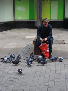 Birdman Of Aberdeen!