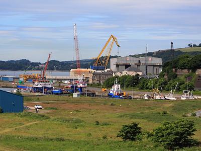 Burntisland - Docks