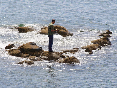 Burntisland - Fisherman On The Brink!