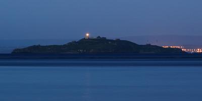 Burntisland - Inchkeith At Night