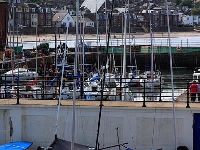 North Berwick - Little Boats!