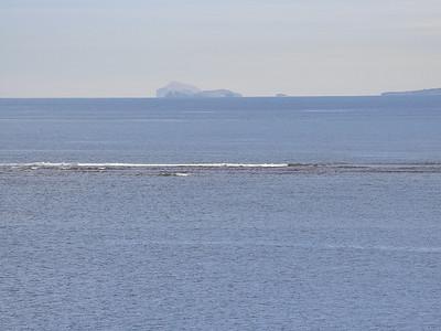 Burntisland - North Berwick Islands