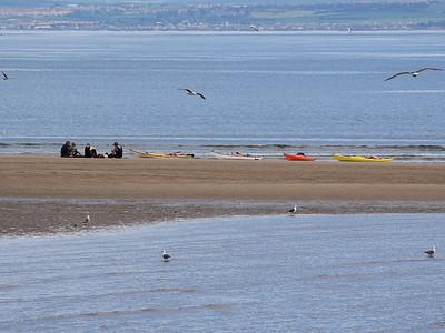 Burntisland - Canoes