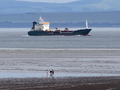 Burntisland - Oil Tanker!