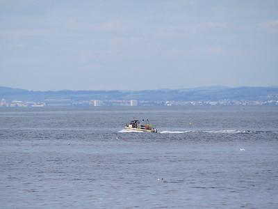 North Berwick - Gone fishin'!