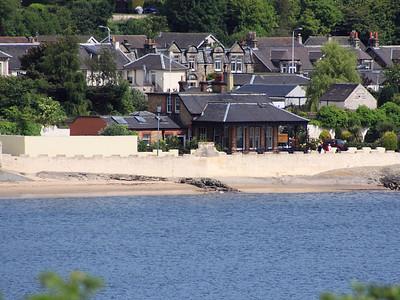 Burntisland - The Beach House