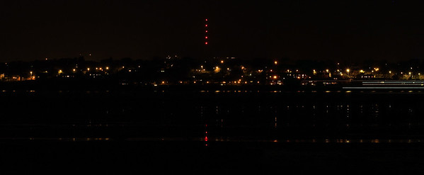 Broughty Ferry By Night
