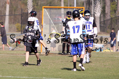 Empire Lacrosse VS IRMO Swarm