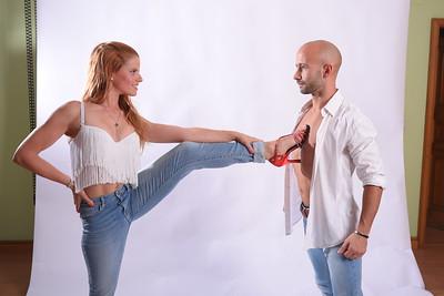 Renato e Ines
