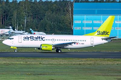Air Baltic Boeing 737-31S YL-BBS 8-21-19