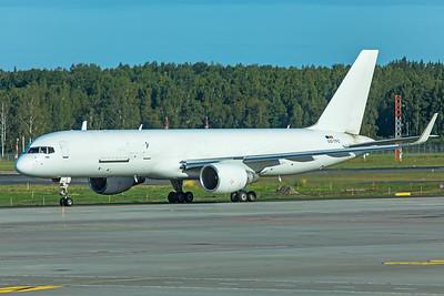 ASL Airlines Belgium Boeing 757-222(PCF) OO-TFC 8-21-19