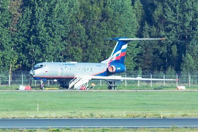 Aeroflot Tupolev Tu-134A RA-65717 8-21-19