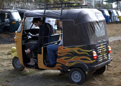 Rickshaw Knightriders