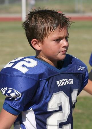 RJT Pee Wee Football Homecoming Game