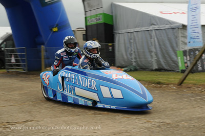 Round 2 - 2014 - Snetterton