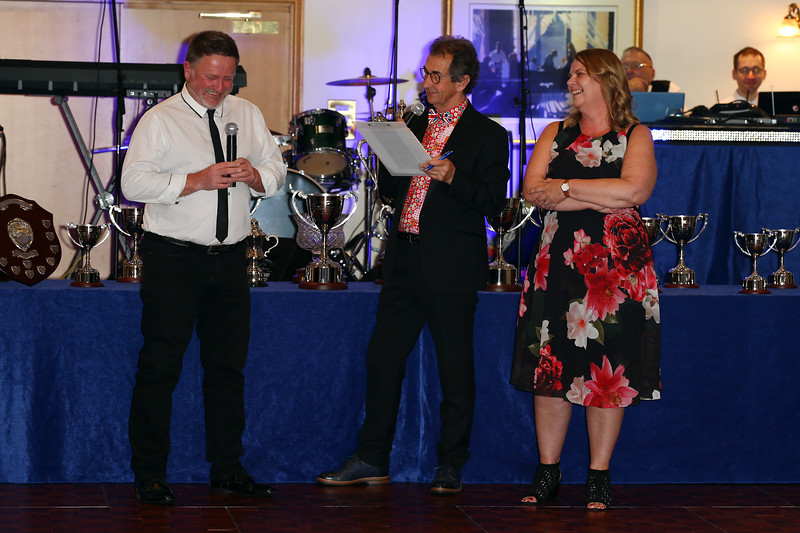 2018 BSB, Sidecar Championship Presentation Evening, Lincoln.