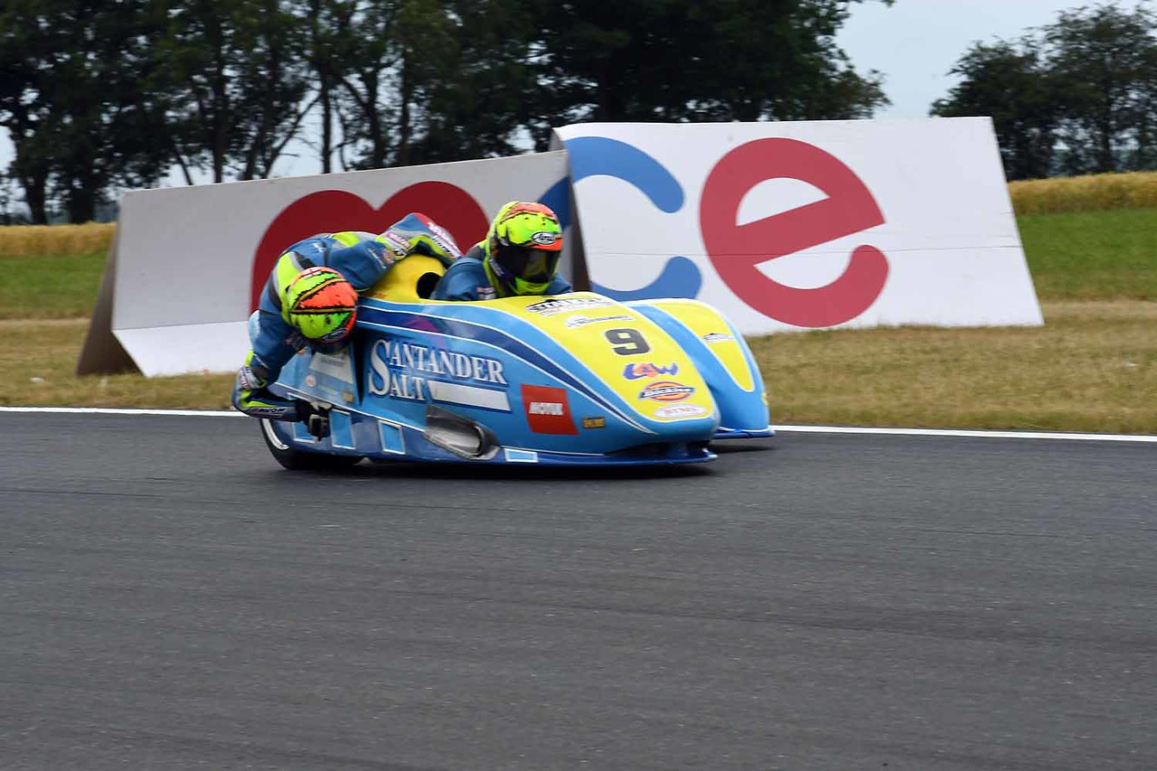 30 06 17 Snetterton BSB RKB sidecars free practice from Montreal (77)