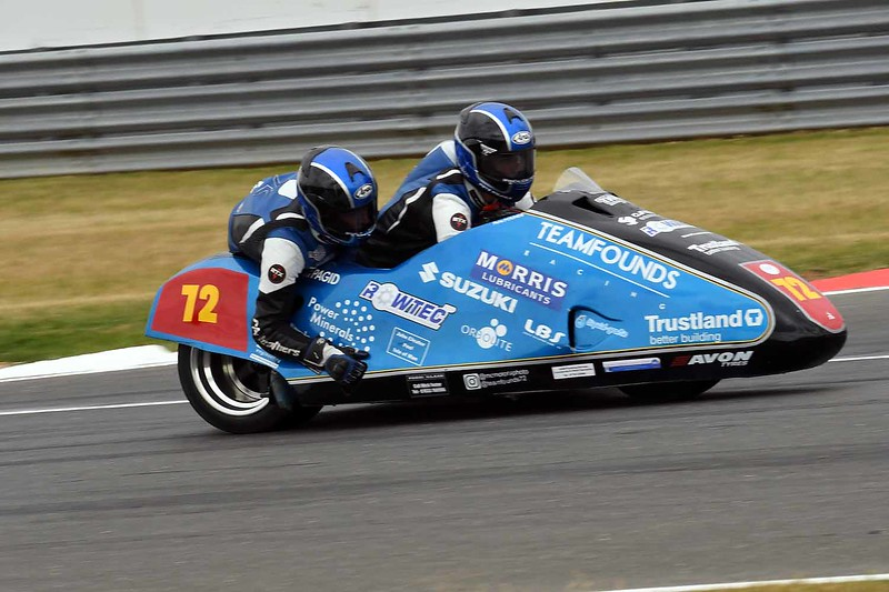 30 06 17 Snetterton BSB RKB sidecars free practice from Montreal (223)