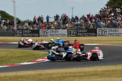 Round 4 - 2017 - Snetterton
