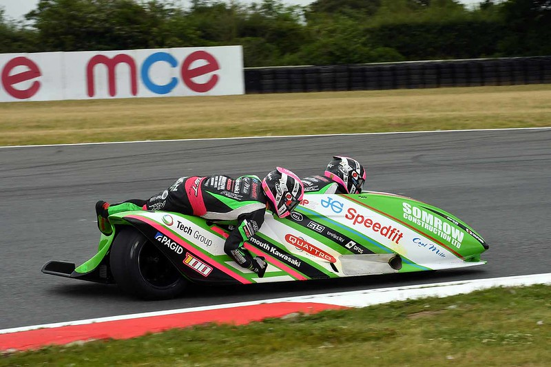 30 06 17 Snetterton BSB RKB sidecars free practice from Montreal (38)