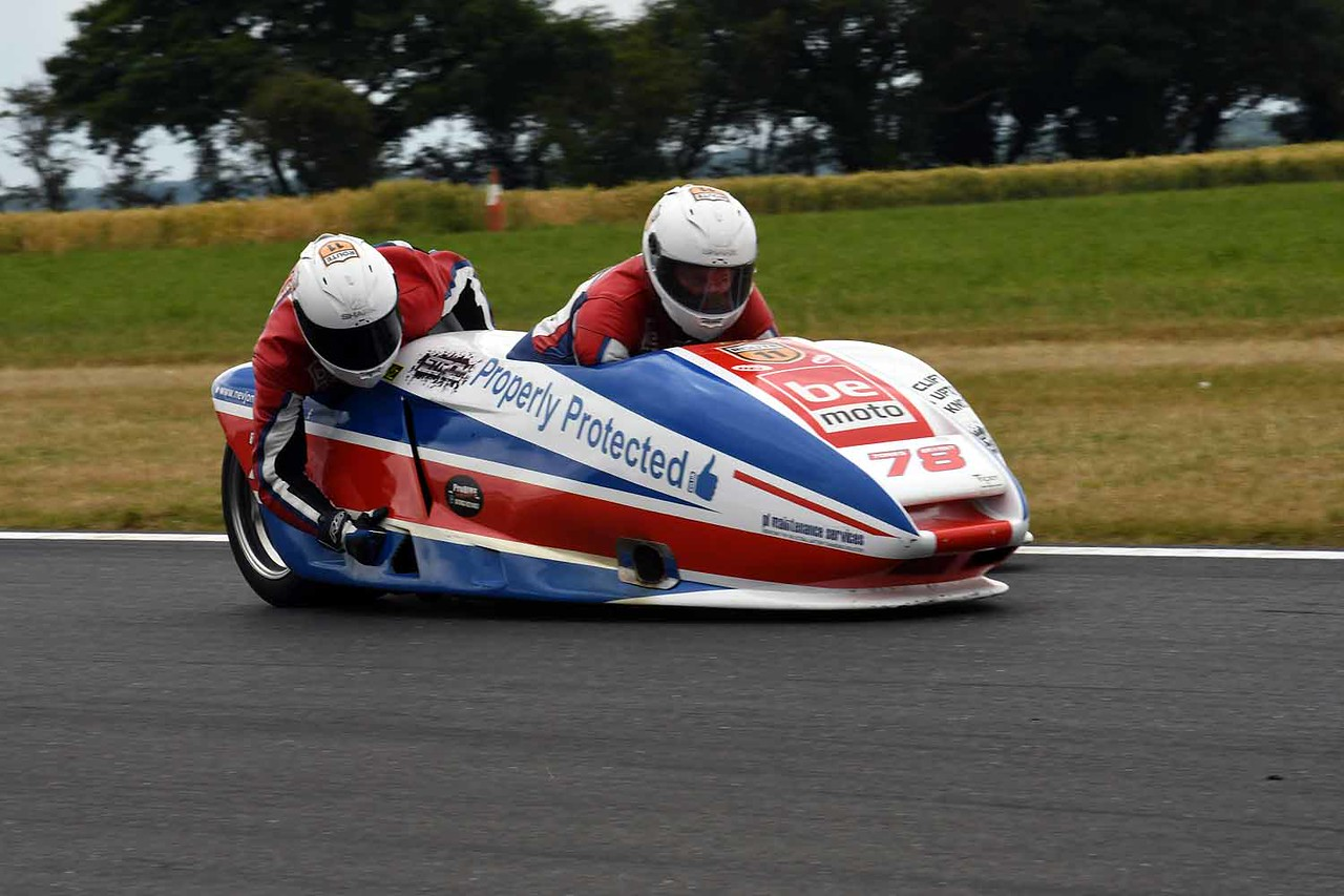30 06 17 Snetterton BSB RKB sidecars free practice from Montreal (66)