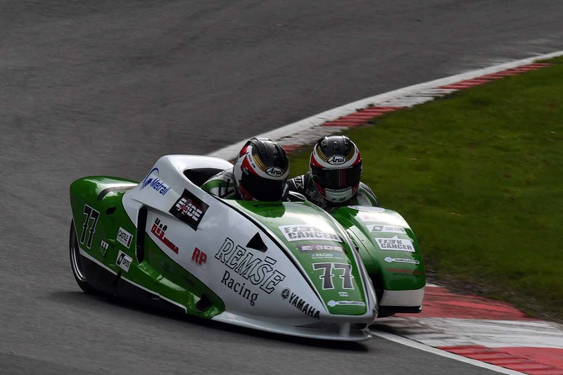 14 10 16 Brands Hatch GP BSB RKB sidecars free practice from outside of Sterlings (106)