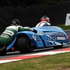 14 10 16 Brands Hatch GP BSB RKB sidecars free practice from outside of Sterlings (207)