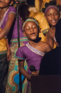 Asante Childrens Choir @ RLC