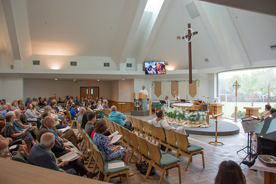 Easter Services at Rejoice Lutheran Church in Coppell