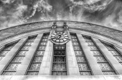 Rohrbaugh Photography B&W Image 19 - Union Terminal