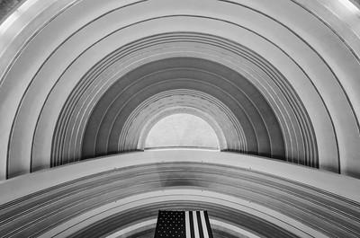 Rohrbaugh Photography B&W Image 18 - Union Terminal