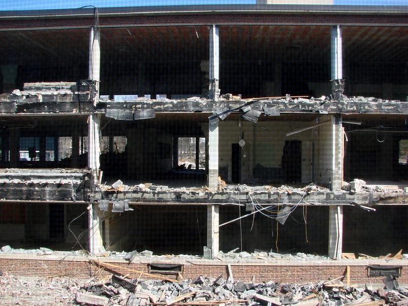 RMHS destruction