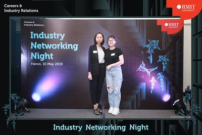 RMIT Hanoi Industry Networking Night 2019 - instant print photo booth in Ha Noi - in ảnh lấy ngay tại Hà Nội