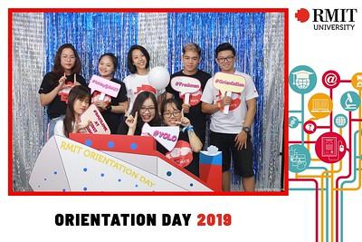 RMIT Hanoi Orientation Day 2019 - instant print photo booth in Ha Noi - Chụp hình in ảnh lấy ngay tại Hà Nội - Photobooth Hanoi