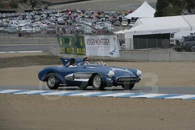 2013 RMMR Saturday Corvette Corral Parade Laps