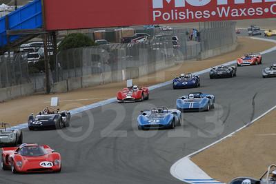 2013 RMMR Saturday Rolex Race 4A