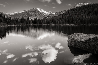 Bear Lake Evening