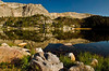 Mirror Lake in the Early Morning Light - Snowy Range, Medicine Bow National Forest, Wyoming - Jenny Cummings - August 2013