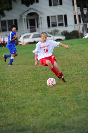 RMS Boys soccer vs Barstow at home 9/14/2016