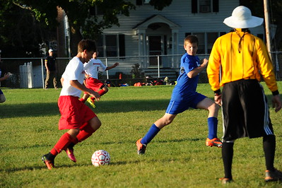 RMS Boys Soccer 2016