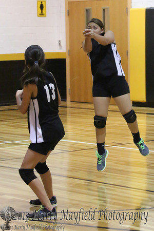 RMS Volleyball 2013