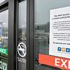 The Registry of Motor Vehicles in Leominster is still closed due to the coronavirus. SENTINEL & ENTERPRISE/JOHN LIOVE