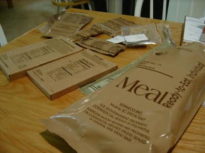 MRE - Beef Enchilada
