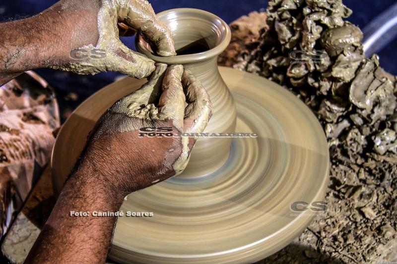 Artesanato de argila
