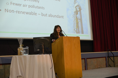 Keynote Address from the Ministry of Natural Gas Development