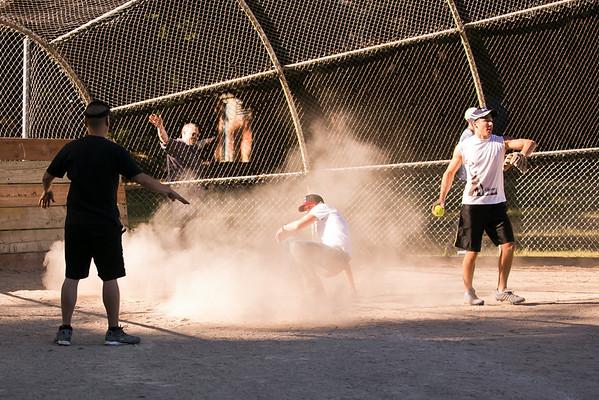6.21.2014 Softball vs. West Seattle