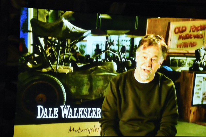 Dale Walksler owned a Harley Davidson Motorcycle Dealership in Mt. Joliet, Illinois,  Dale sold it and moved to Maggie Valley and opened up his Museum.