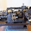 Lathe without the belts..