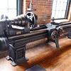 Three millennial guys asked me what this was? ..It's a lathe for machinists. ..Duh!