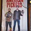 AMERICAN PICKERS (Antique Archaeology) has a store in the Marathon Motors Building.<br /> Remember the Harley tank car in Maggie's Valley?